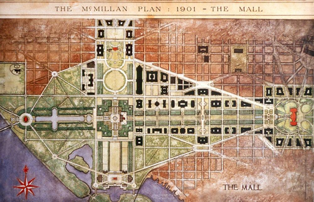 L'Enfant's sacred design for Washington DC | CNU
